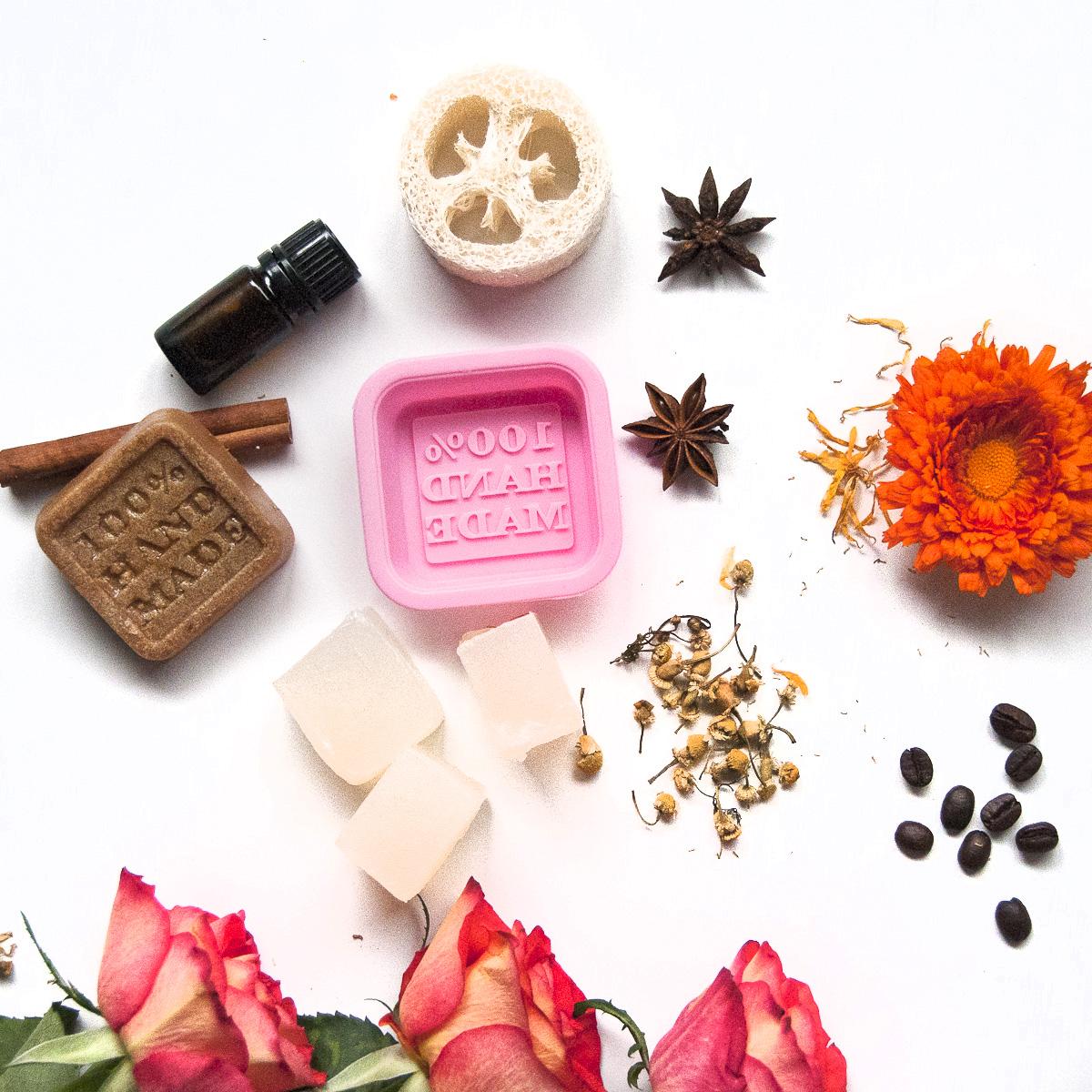 DIY Soap Kit Photoshoot