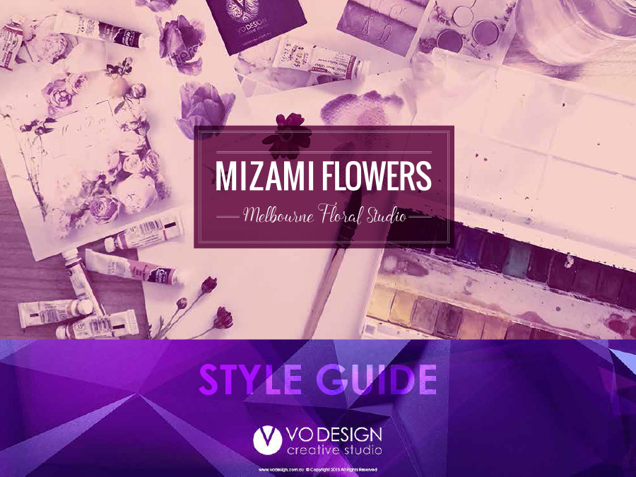 Brand Styleguide