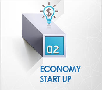 START UP BRANDING IDENTITY PACKAGE ECONOMY
