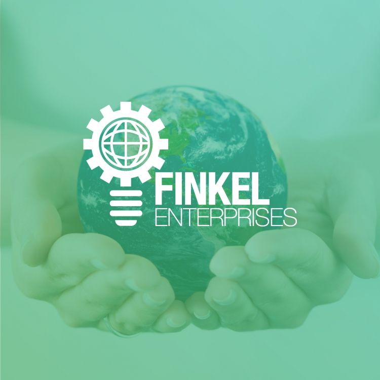 Finkel Ent Branding Design Logo