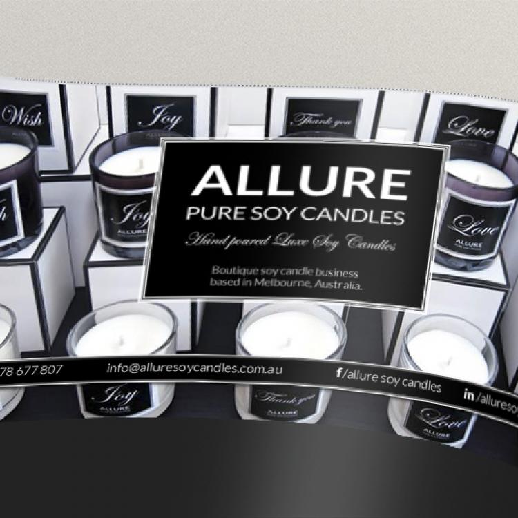 Allure Magazine Ad