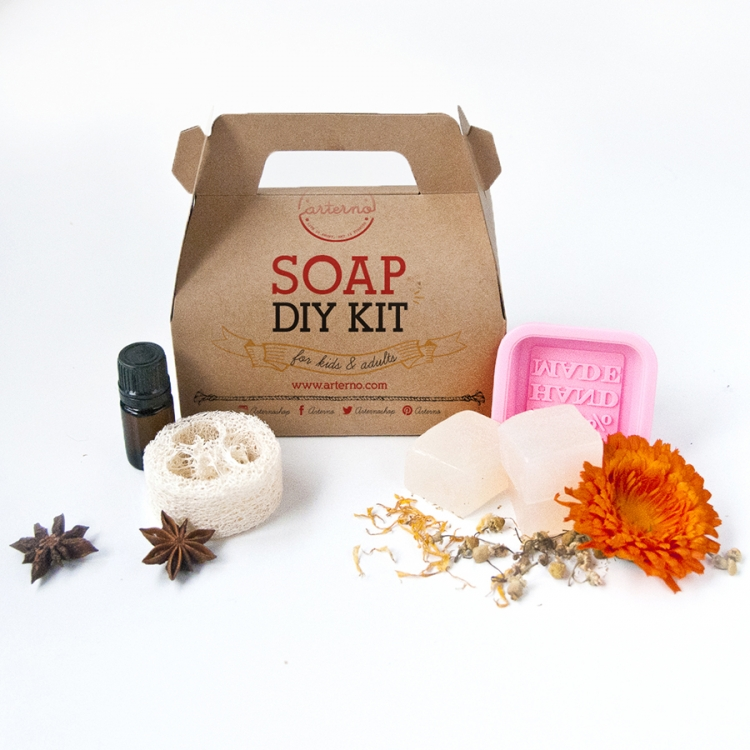 Arterno Soap Kit