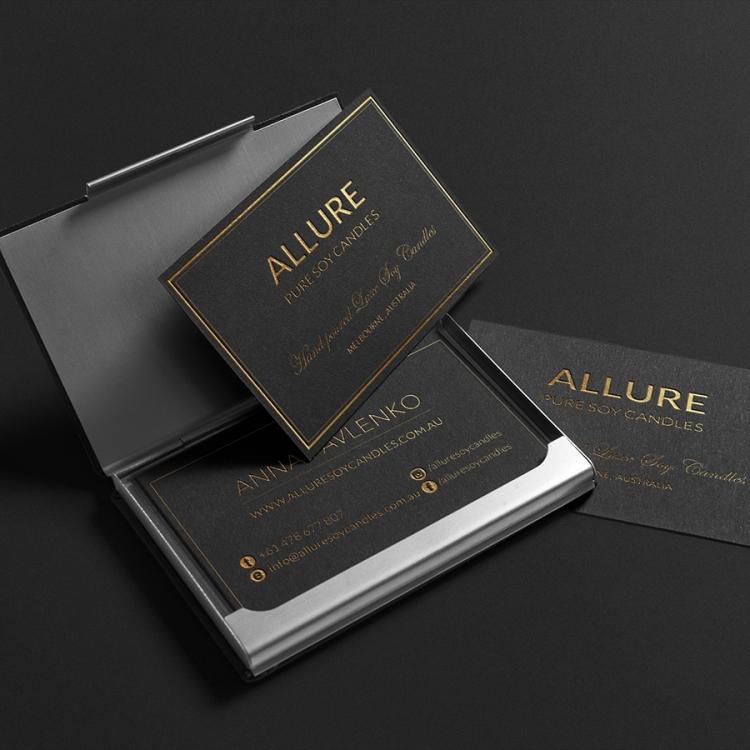 Business Card Sllure