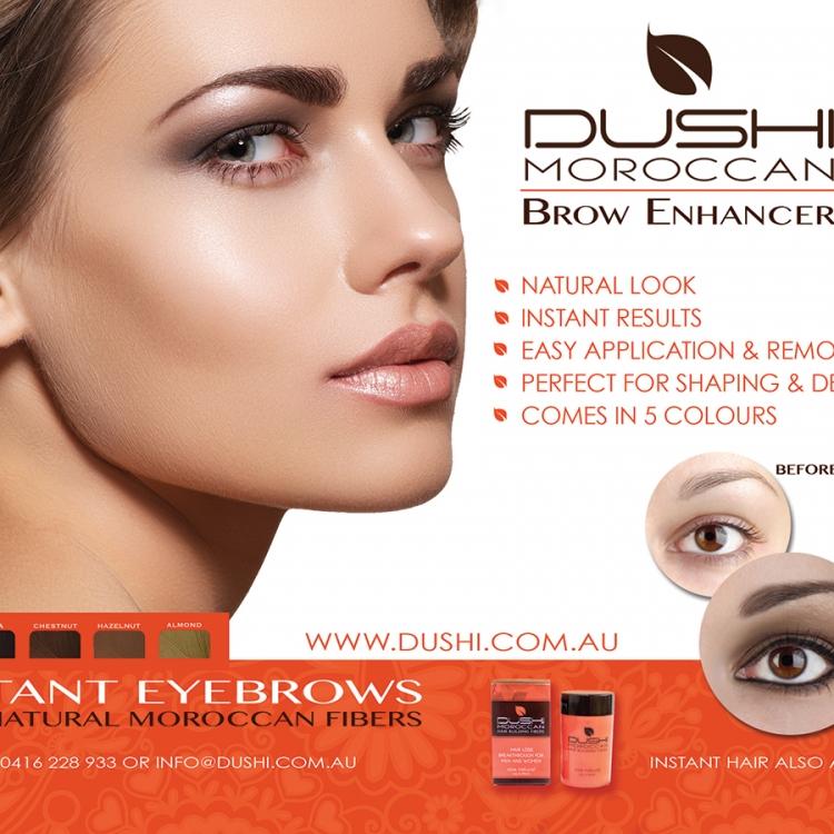 Eyebrows Ad