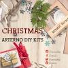 JSquarePresents Holiday Scene background