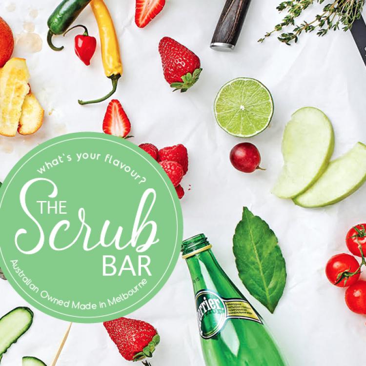 The Scrub Bar Logotype Design